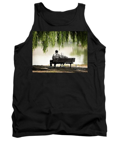 Time Flies By Tank Top
