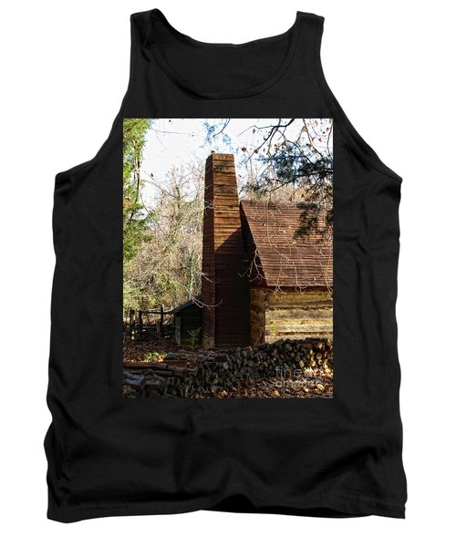 Time Past Tank Top