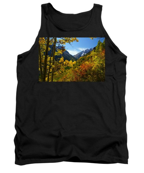 Time Stops Tank Top