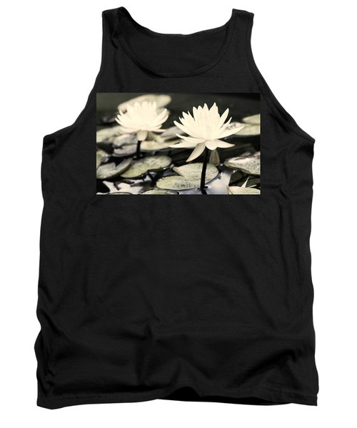 Tank Top featuring the photograph Timeless by Lauren Radke