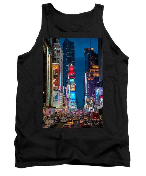 Times Square I Tank Top
