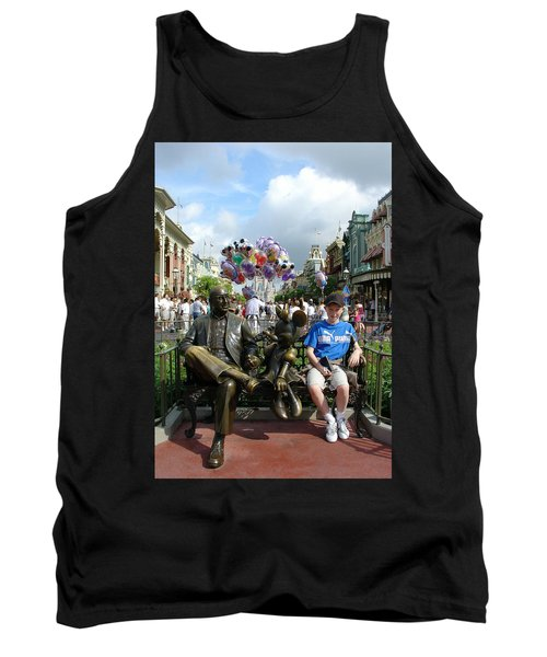 Tank Top featuring the photograph Tingle Time by David Nicholls