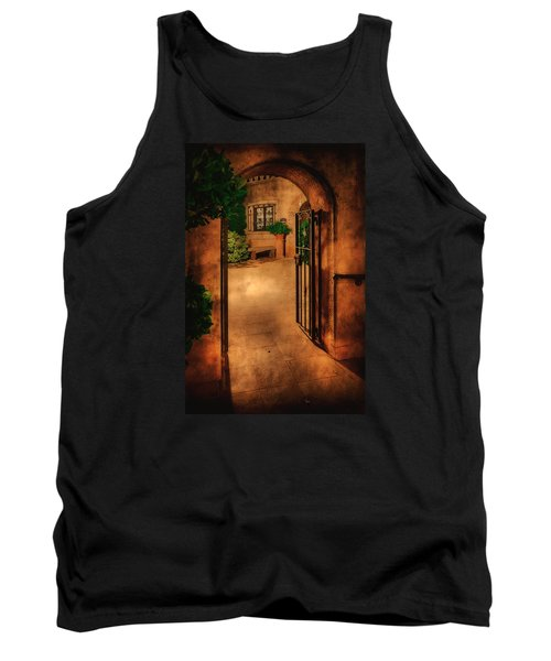 Tlaquepaque Tank Top by Priscilla Burgers