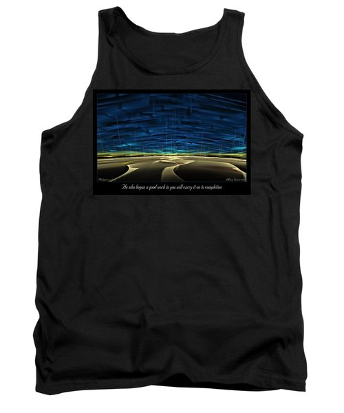 To Completion Tank Top