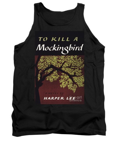 To Kill A Mockingbird, 1960 Tank Top