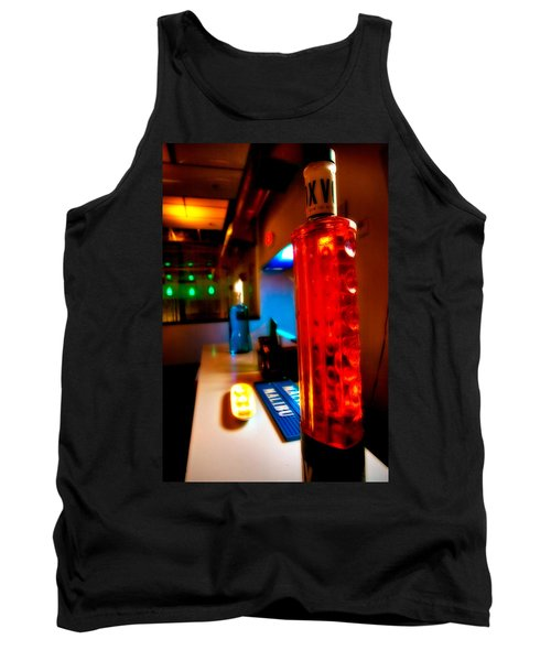 To The Bar Tank Top by Melinda Ledsome