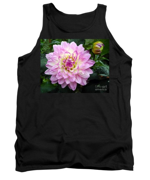 Today And Tomorrow Tank Top by Sami Martin