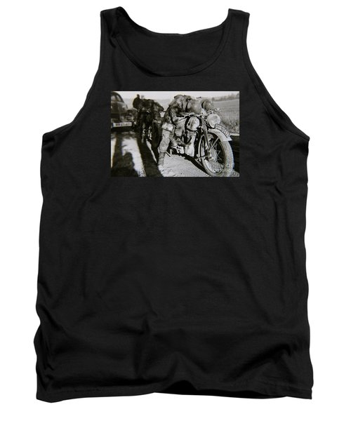 Todmude / Dead Tired Tank Top