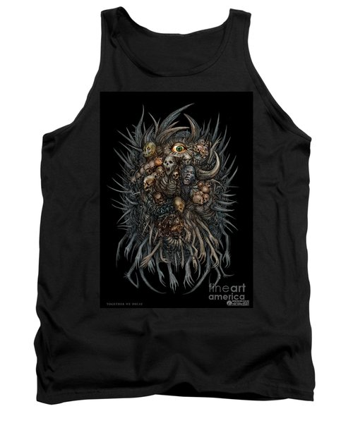 Together We Decay Tank Top