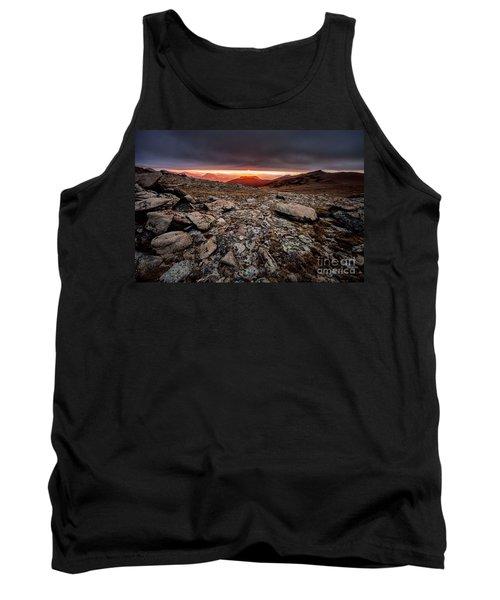 Tombstone Sunrise Tank Top