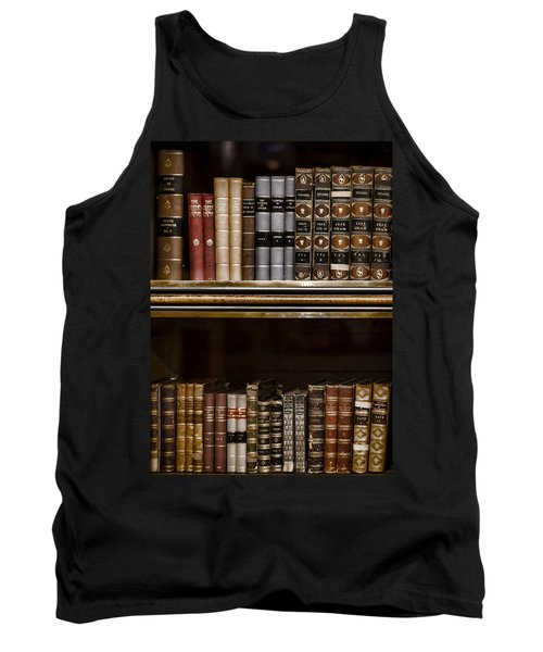 Tomes Tank Top