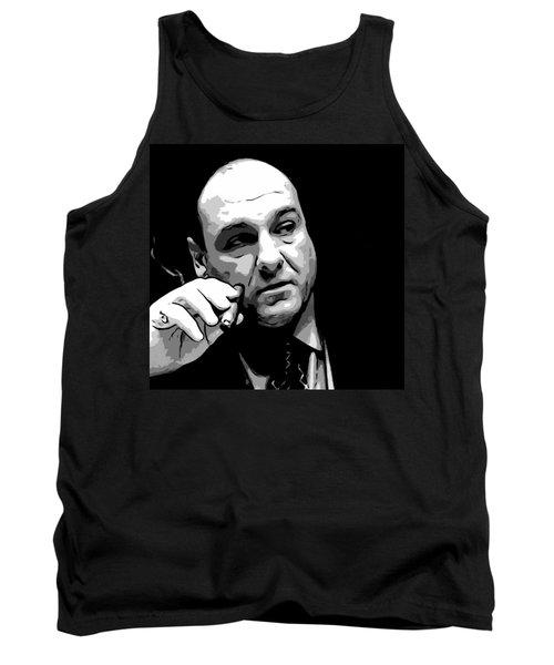Tony Soprano Tank Top