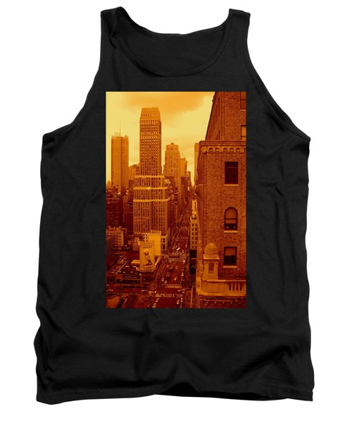 Top Of Manhattan Tank Top