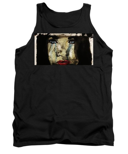 Tougher Than You Think 5 Tank Top by Michael Cross