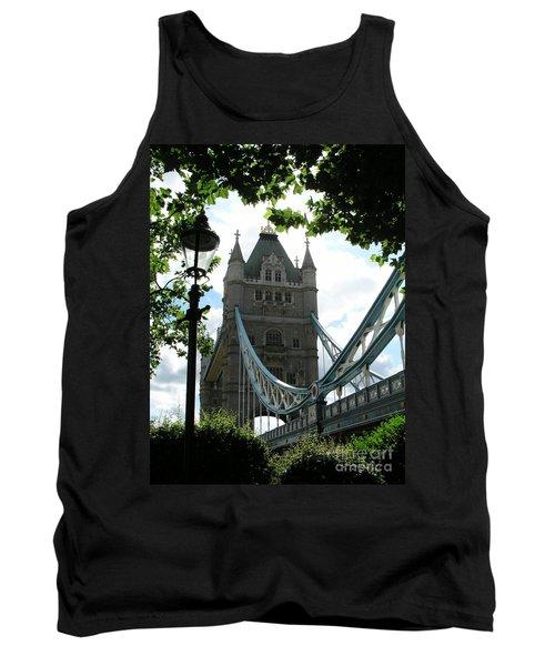 Tower Bridge Tank Top