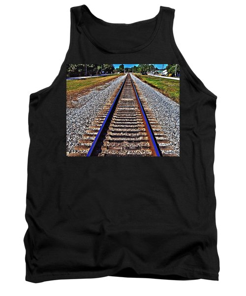 Tracks To Somewhere Tank Top
