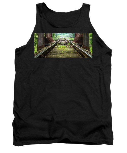 Train Trestle 2 Tank Top