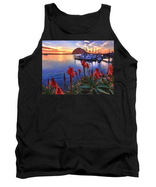 Tranquil Harbor Tank Top
