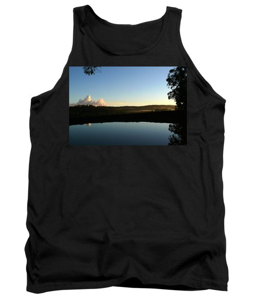 Tank Top featuring the photograph Tranquility by Evelyn Tambour