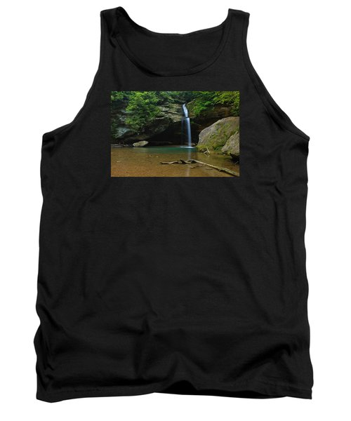Tank Top featuring the photograph Tranquility by Julie Andel
