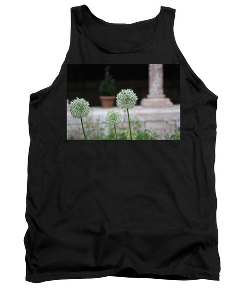 Tranquility Tank Top by Yvonne Wright