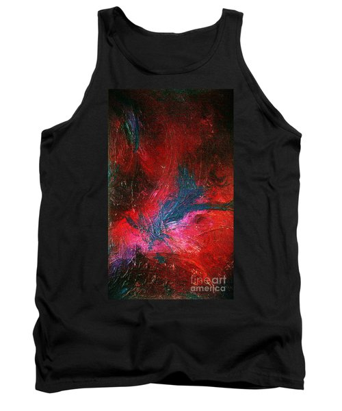 Tank Top featuring the painting Transformation by Jacqueline McReynolds