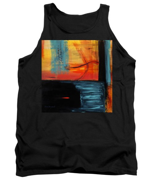 Transitions Tank Top by Dick Bourgault