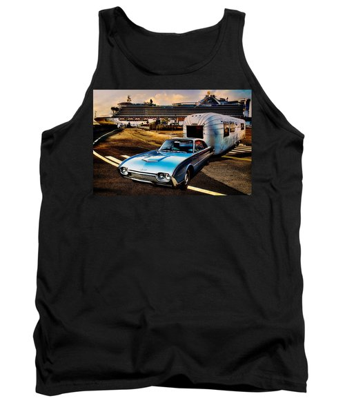 Travelin' In Style Tank Top