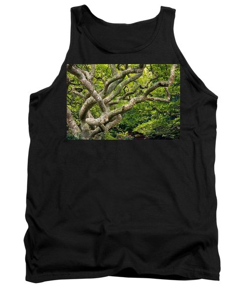 Tree #1 Tank Top by Stuart Litoff
