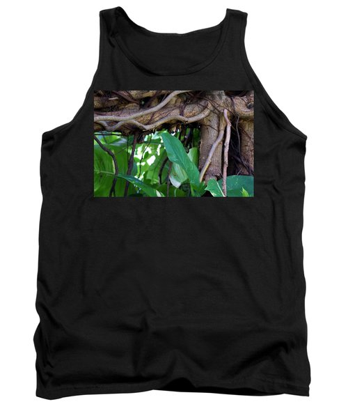 Tank Top featuring the photograph Tree Branch by Rafael Salazar