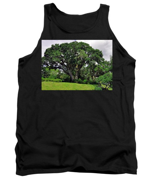 Tree By The River Tank Top