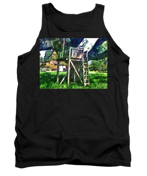 Tree House Tank Top