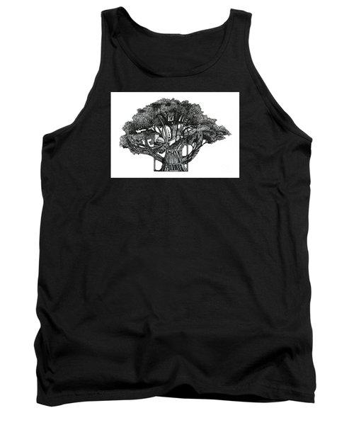 Tree Of Summer Tank Top