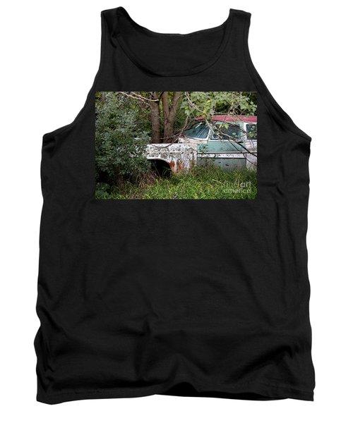 Tree-powered Desoto Tank Top