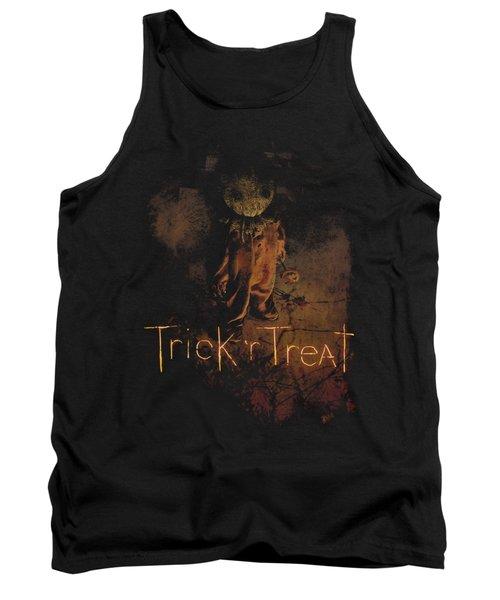 Trick R Treat - Movie Poster Tank Top