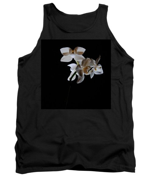Tank Top featuring the photograph Triplets II Color by Ron White