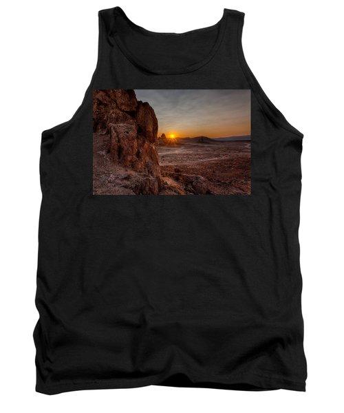 Trona Sunset Tank Top