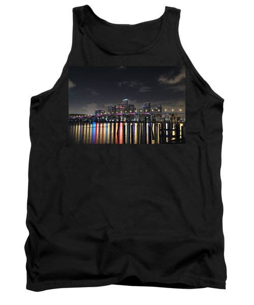 Trooper Bridge Miami Tank Top
