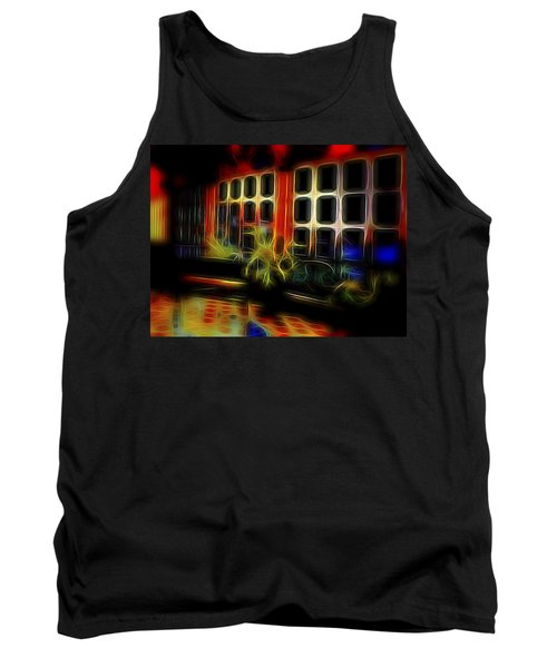 Tropical Drawing Room 2 Tank Top