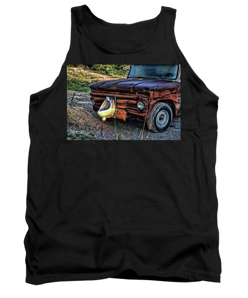 Truck With Benefits Tank Top