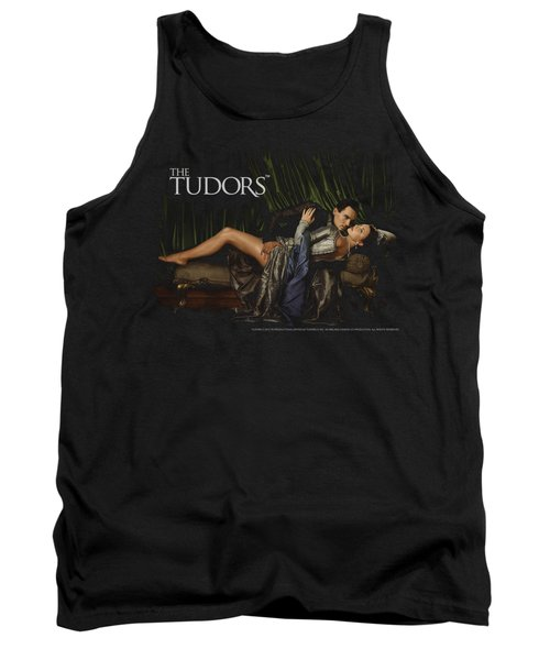 Tudors - The King And His Queen Tank Top
