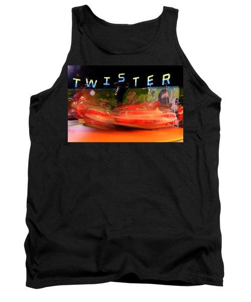 Twister Tank Top