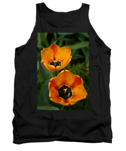 Two Tulips Tank Top