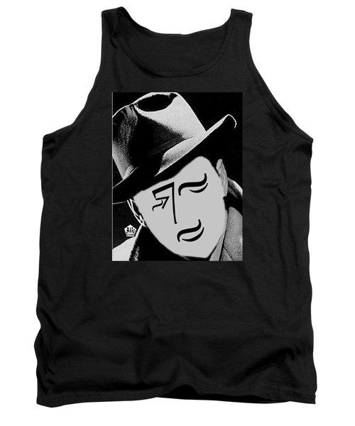 Typortraiture Humphrey Bogart Tank Top