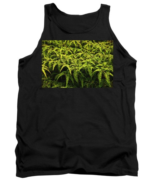 Uluhe Fern II Tank Top
