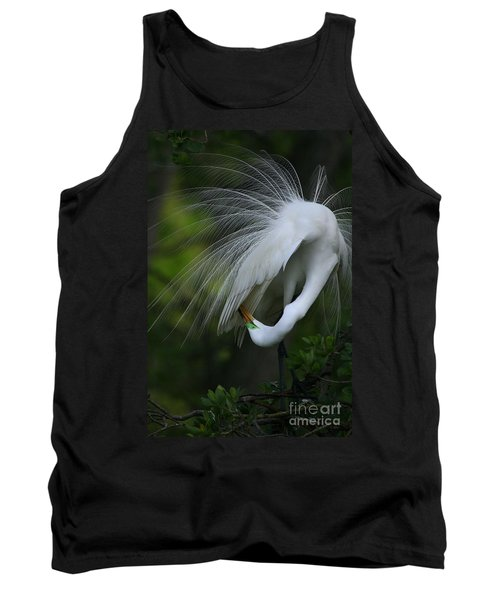 Under My Wing Tank Top