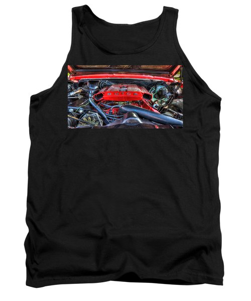 Under The Hood Tank Top