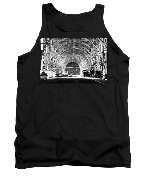Under The West Side Highway Tank Top