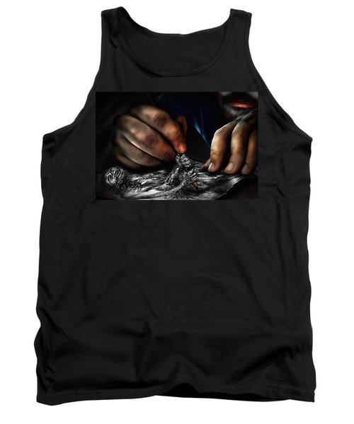 Unfinished Tank Top