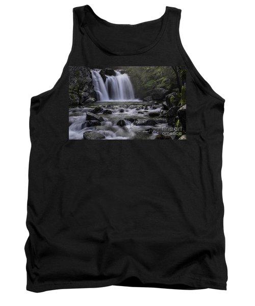 Upper Crystal Creek Falls  Tank Top
